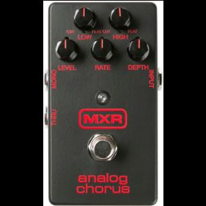 MXR M234 Analogue Chorus Pedal, Limited Edition Black
