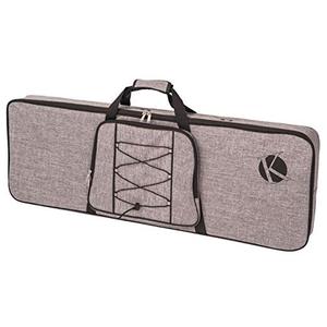 Kinsman Ultima Guitar Bag/Case, Electric, Grey