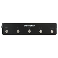 Blackstar FS-14 Footswitch, 5-Button for HT Series