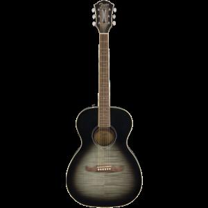Fender FA-235E Electro-Acoustic, Flame Maple, Moonlight Burst