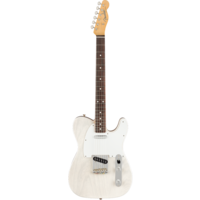 Fender Jimmy Page Mirror Telecaster, White Blonde