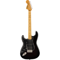 Squier Classic Vibe '70s Stratocaster HSS, Left Handed, Black