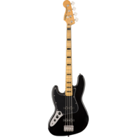 Squier Classic Vibe '70s Jazz Bass, Left Handed, Black