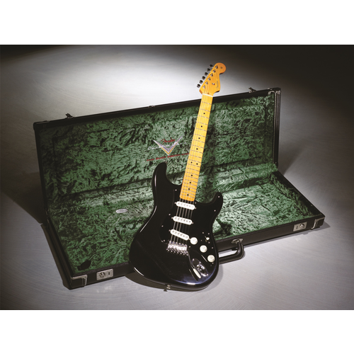 Fender Custom Shop Fender Custom Shop David Gilmour Signature Stratocaster NOS, Maple Fingerboard, Black