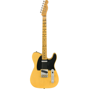 Fender Custom Shop 1952 Telecaster Journeyman Relic, Maple Fingerboard, Aged Nocaster Blonde