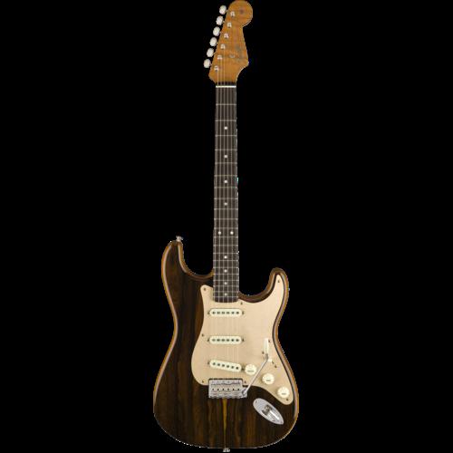 Fender Custom Shop Fender Custom Shop Artisan Ziricote Stratocaster, Macassar Ebony Fingerboard, Aged Natural