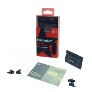 Blackstar ACS High Fidelity Earplug Set