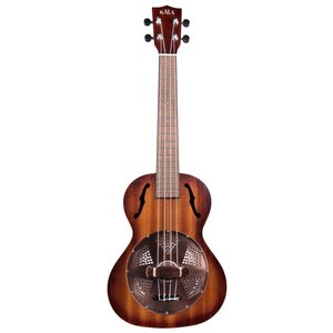 Kala Resonator Brass Tenor Ukulele