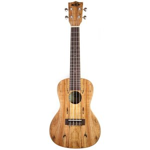 Kala Spalted Maple Concert Ukulele
