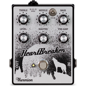 Thermion Heartbreaker Overdrive Pedal