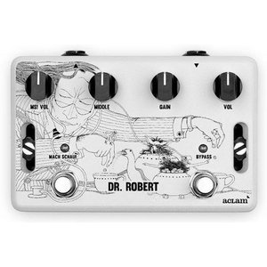 Aclam Aclam Dr Robert Overdrive Pedal