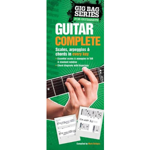 The Gig Bag Book Of Guitar Complete