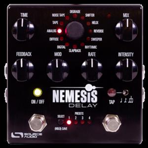 Source Audio SA260 Nemesis Delay Pedal