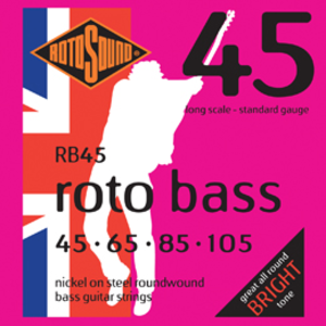 Rotosound Bass Guitar String Set
