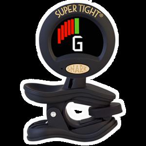 Snark Super Tight All Instrument Tuner, Black
