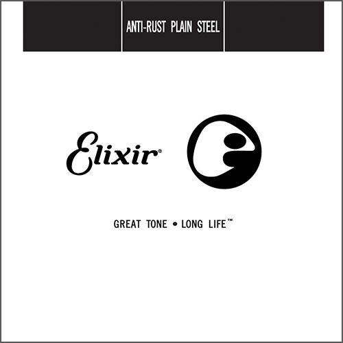 Elixir Elixir Anti-Rust Single String, Plain Steel