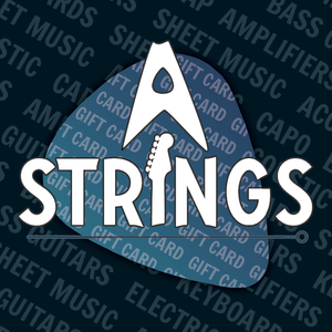 A Strings Gift Voucher, Choose an Amount