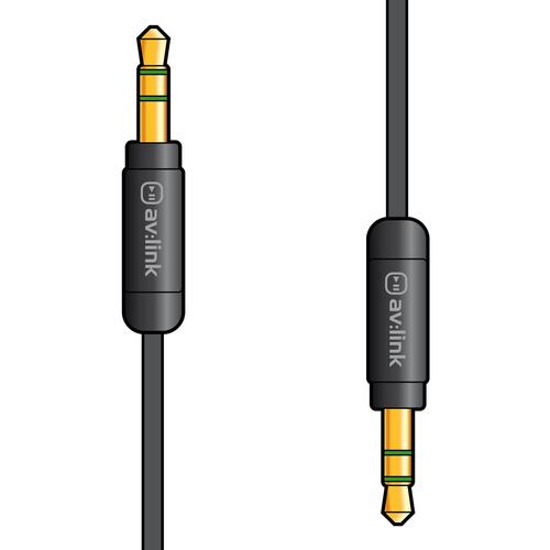 AV Link AV Link 3.5mm Mini-Jack Lead, 1.5m