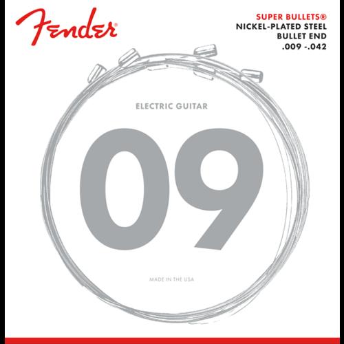 Fender Accessories Fender Super Bullets Electric String Set