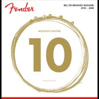 Fender Acoustic String Set, 80/20 Bronze
