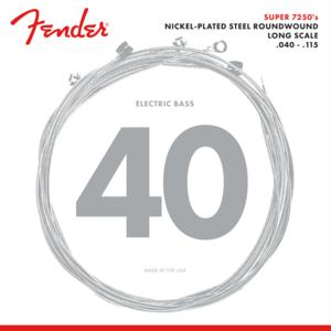 Fender Super 7250 5-String Bass Set