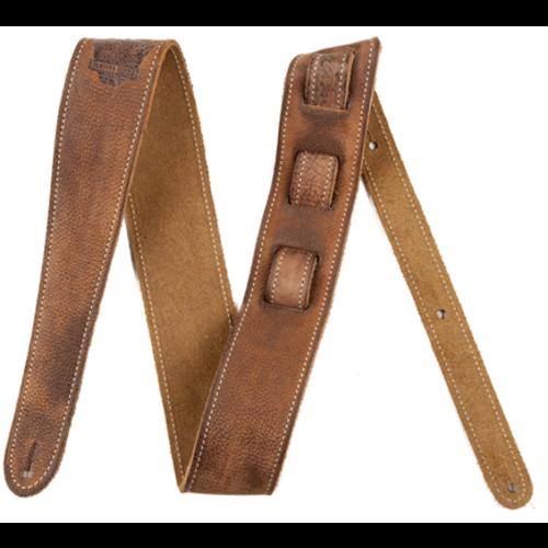 Fender Accessories Fender Road Worn Strap, Brown