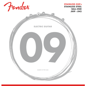 Fender Stainless 350 Electric String Set