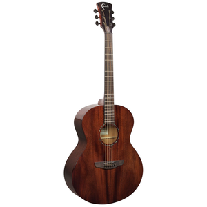 Faith Nexus Neptune, Electro-Acoustic, All Solid Mahogany, Cognac
