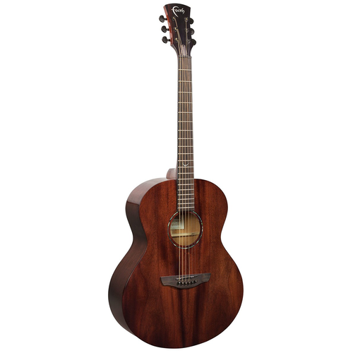 Faith Faith Nexus Neptune, Electro-Acoustic, All Solid Mahogany, Cognac