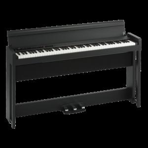 Korg C1 Air Digital Piano, Black