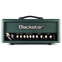 Blackstar JJN-20R MKII 20W Valve Amp Head w/ Reverb, Racing Green