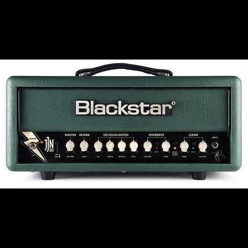 Blackstar Blackstar JJN-20R MKII 20W Valve Amp Head w/ Reverb, Racing Green