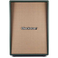 Blackstar JJN-20R MKII 2x12 Guitar Cabinet, Racing Green