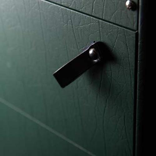Blackstar Blackstar JJN-20R MKII 2x12 Guitar Cabinet, Racing Green