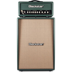 Blackstar JJN-20R MKII 20W Valve Amp Head w/ Reverb, Racing Green