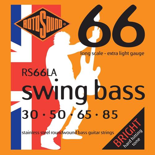 Rotosound Rotosound Swing Bass String Set