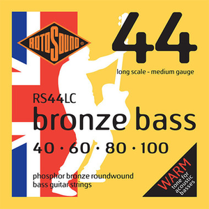 Rotosound Bronze Bass 44 Acoustic Bass String Set