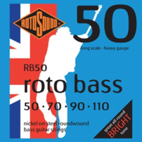 Rotosound Rotosound Bass Guitar String Set
