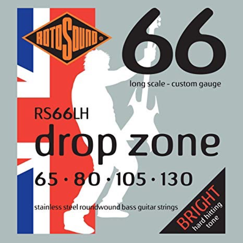 Rotosound Rotosound Dropzone Bass Guitar String Set