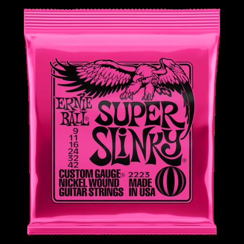 Ernie Ball Ernie Ball Slinky Electric Guitar String Set