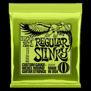 Ernie Ball Slinky Electric Guitar String Set