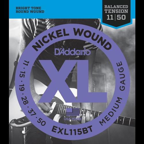 D'Addario D'Addario XL Balanced Tension Electric Guitar String Set