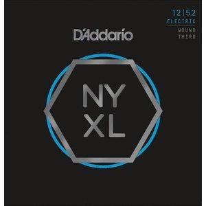 D'Addario NYXL Electric String Set, Wound 3rd