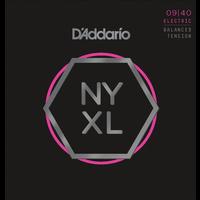 D'Addario NYXL Electric String Set, Balanced Tension