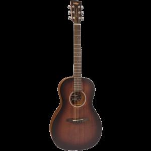 Vintage V880WK Paul Brett Statesboro Parlour Acoustic, Whiskey Sour