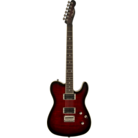 Fender Special Edition Custom Telecaster Flame Maple Top, HH