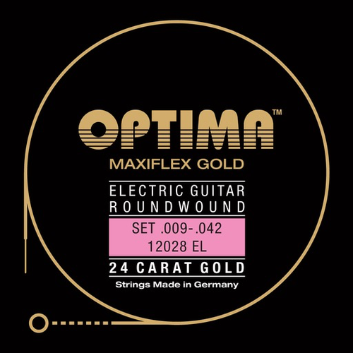 Optima Optima Gold Maxiflex Electric Guitar String Set