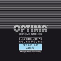 Optima Chrome Electric Guitar String Set