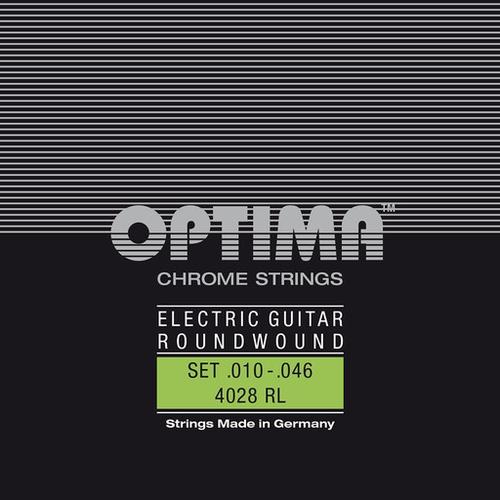 Optima Optima Chrome Electric Guitar String Set