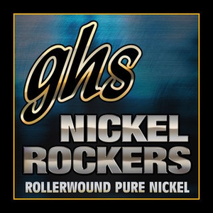 GHS Nickel Rockers Electric Guitar String Set